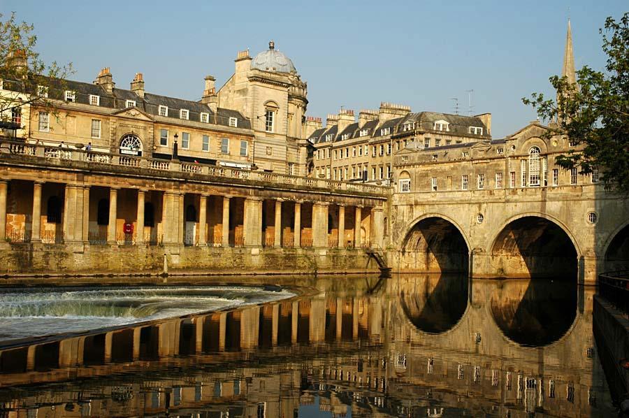 Bath, Anglie