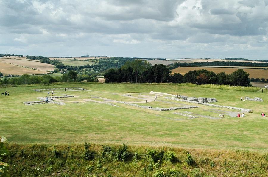 Anglie, Old Sarum