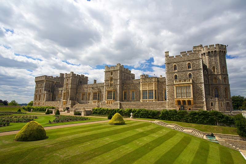 Windsor Castle, Anglie