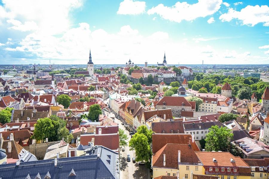 Školní zájezdy - Estonsko