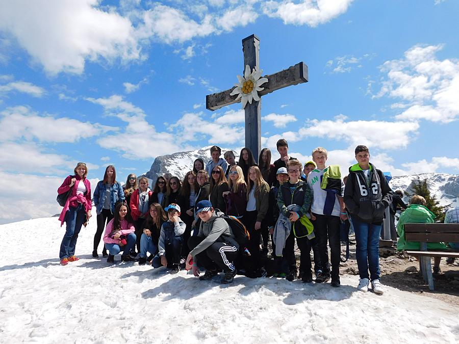 17-604 ZŠ Nad Vodovodem - Rakousko