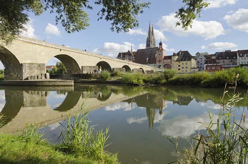 Augsburg s jazykovým kurzem