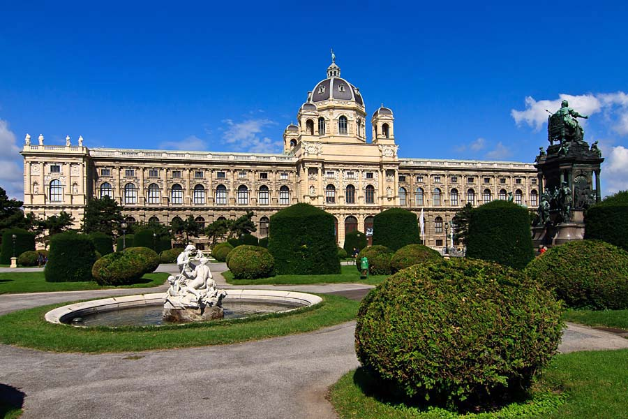Naturhistorisches Museum, Vídeň, Rakousko