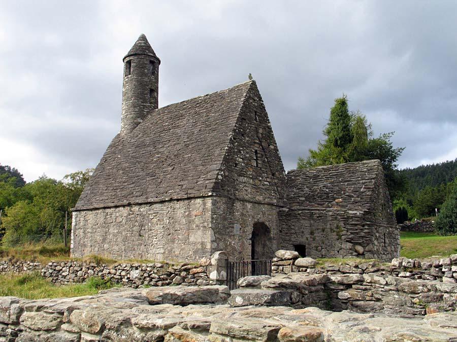 Glendalough, Irsko