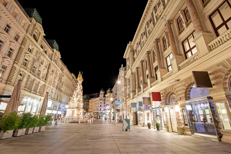Školní zájezdy - Vídeň