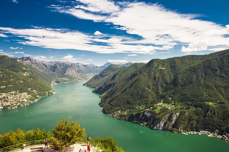 Alpskými průsmyky do Ticina