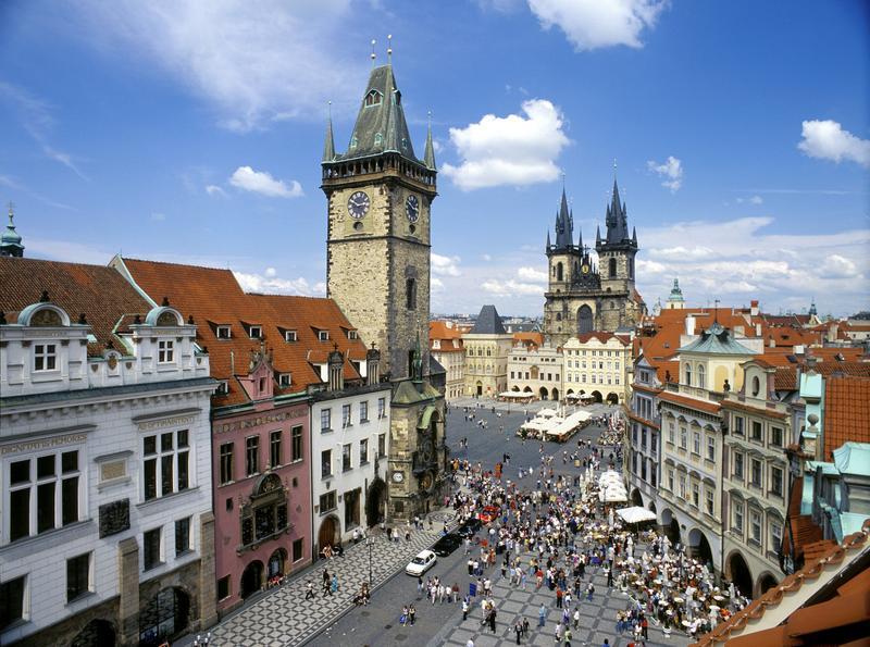 Školní zájezdy - Česká republika