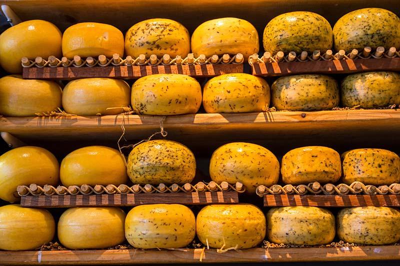 sýry, Nizozemsko