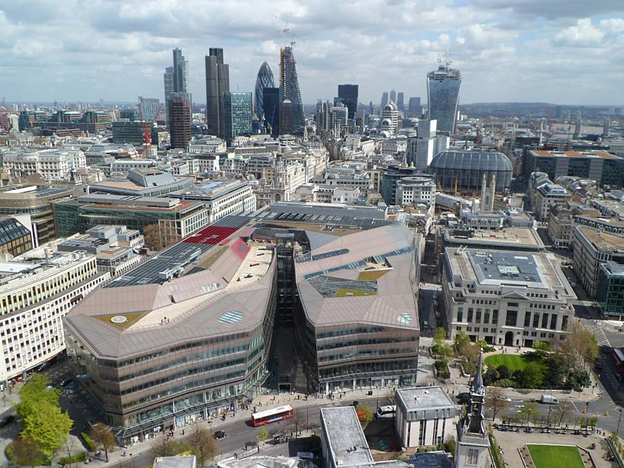Londýn na datovania