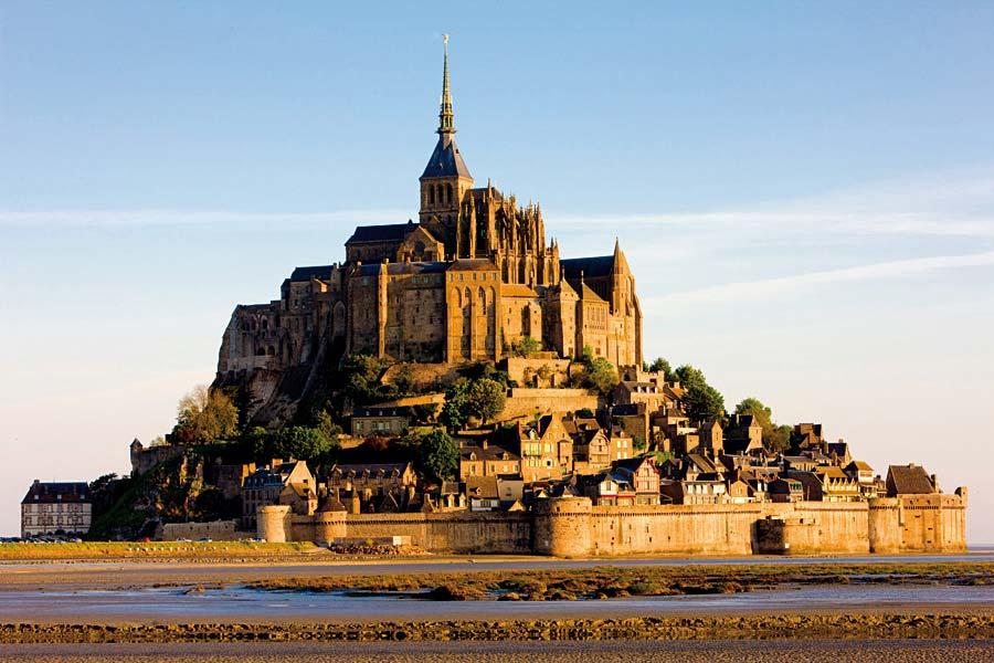 Krásy Normandie