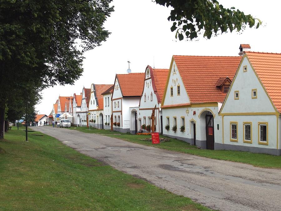 Ceska republika Holasovice