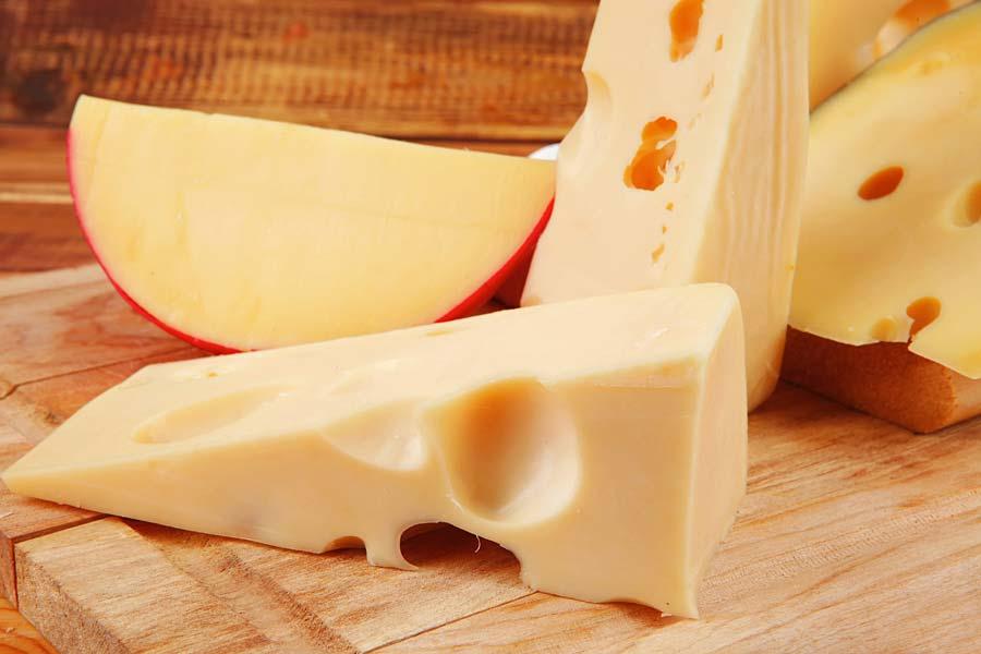 Sýr, Švýcarsko