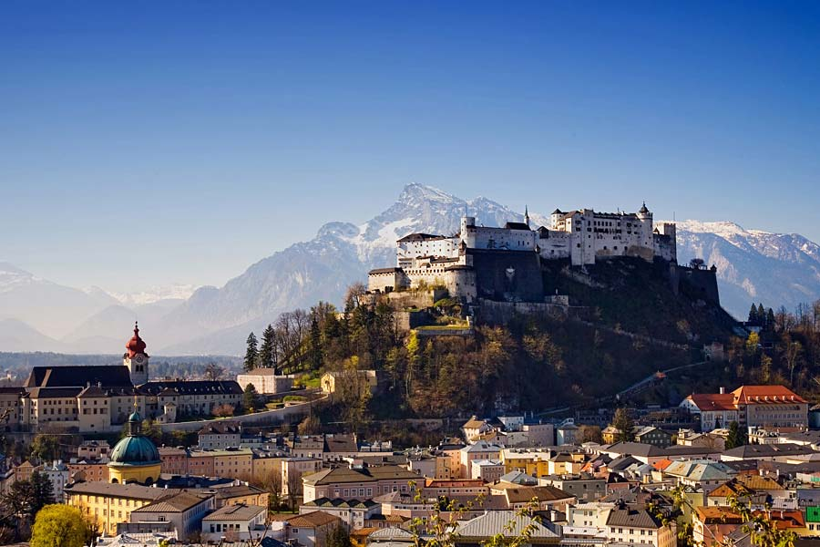 Hohensalzburg, Salzburg, Rakousko