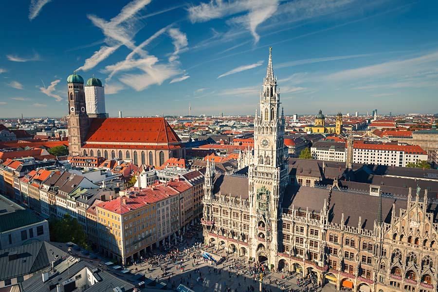 Za uměním do Mnichova
