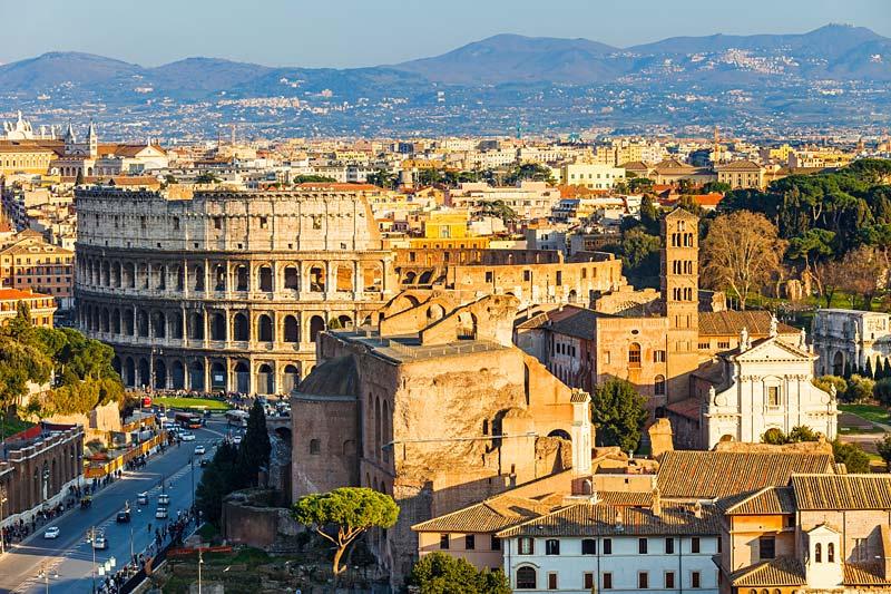 Školní zájezdy - Řím