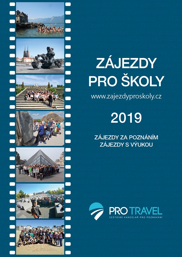 katalog PRO TRAVEL 2019