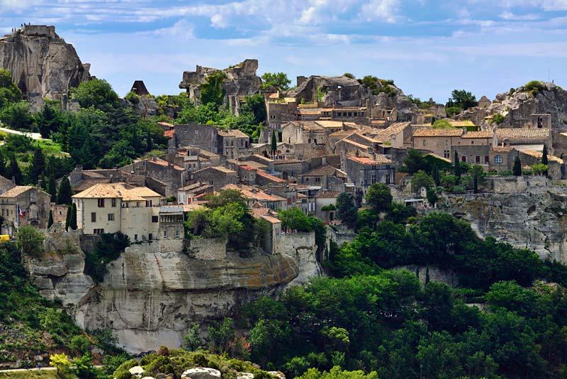 Les Baux de Provence, Francie