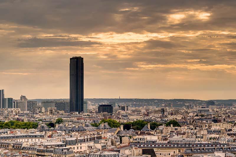 Montparnasse, Paříž, Francie