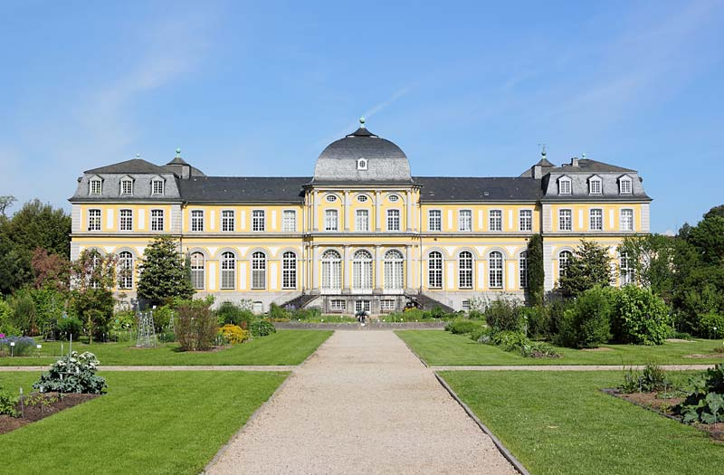 Poppelsdorf Palais, Bonn, Německo