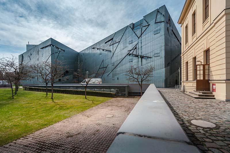 Judisches Museum, Berlín, Německo