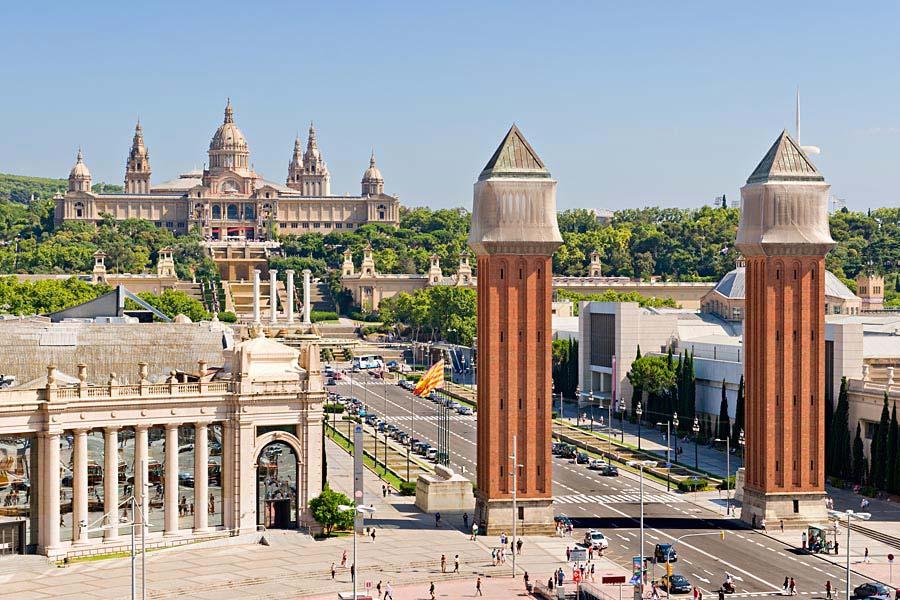 Školní zájezdy - Barcelona