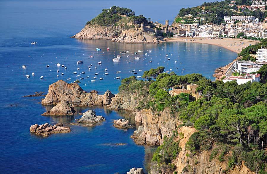 Tossa de Mar, Španělsko