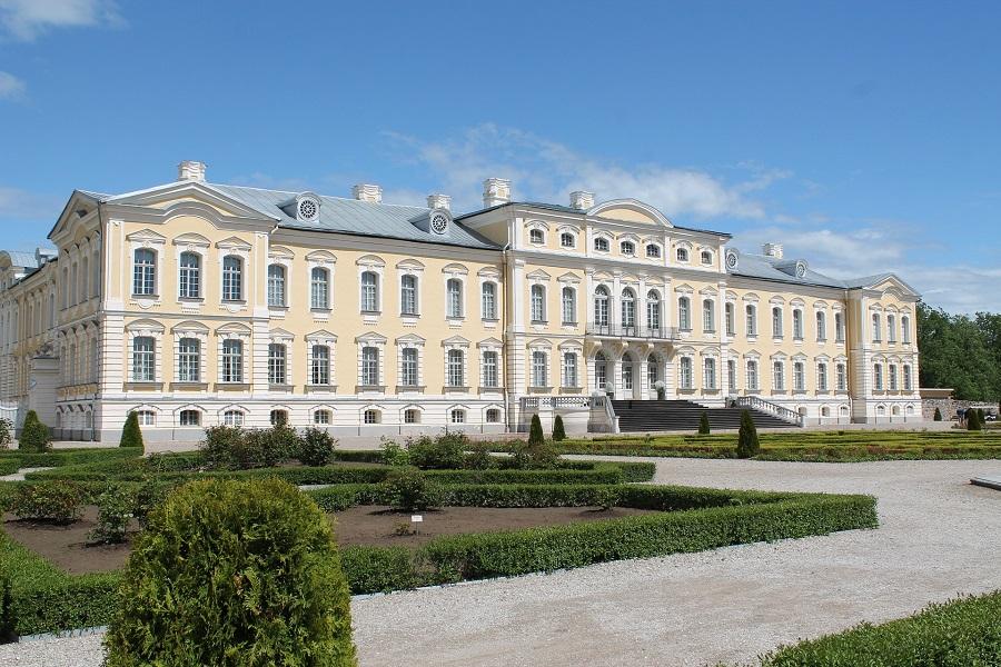 Školní zájezdy - Lotyšsko