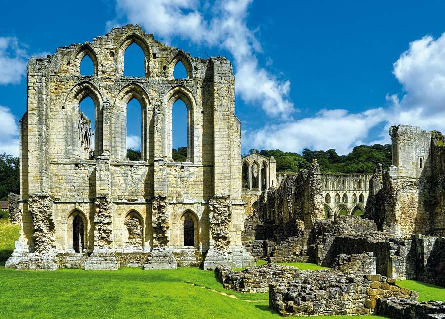 Rievaulx Abbey, Anglie