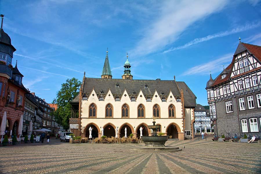 Goslar, Německo