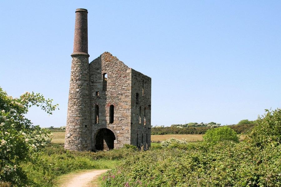 Anglie Cornwall