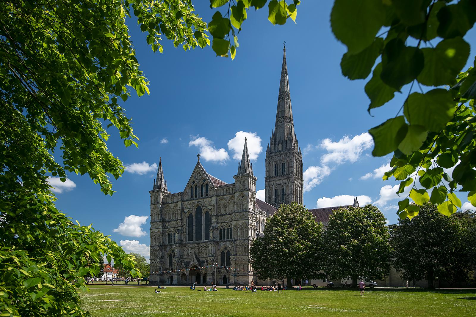 Jazykový kurz v Salisbury