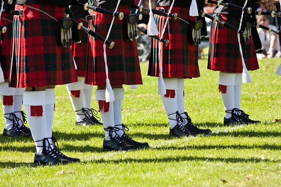 Školní zájezdy - Skotsko