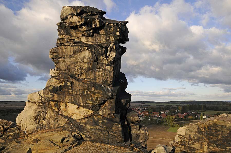 Teufelsmauer, Německo