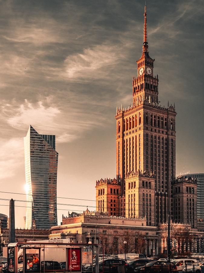 Polsko Varsava, Palác kultury a vědy - Pixabay 4389394.jpg