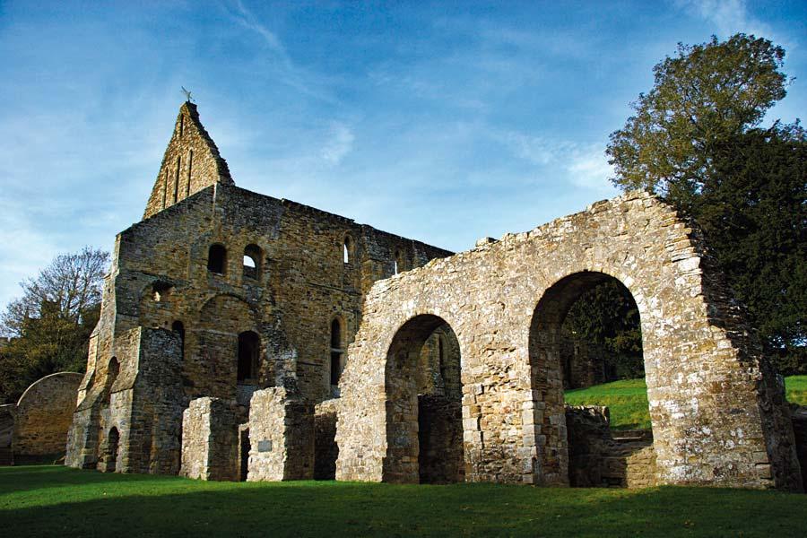 Battle Abbey, Anglie