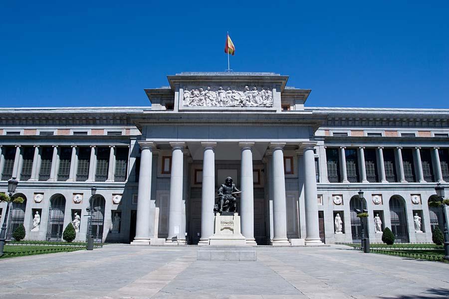 Museo del Prado, Madrid, Španělsko