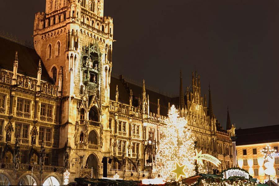 Vánoční Mnichov