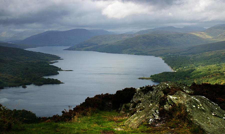 Loch Katrine, Skotsko