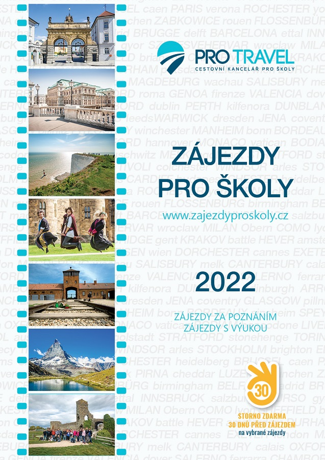 katalog PRO TRAVEL 2022