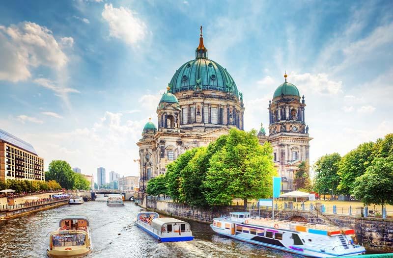 Berliner Dom, Berlín, Německo