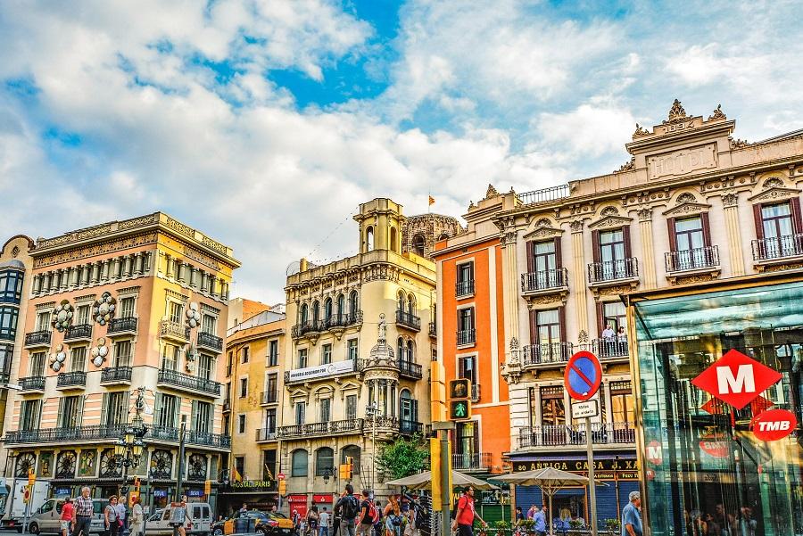 Spanelsko Barcelona, Rambla