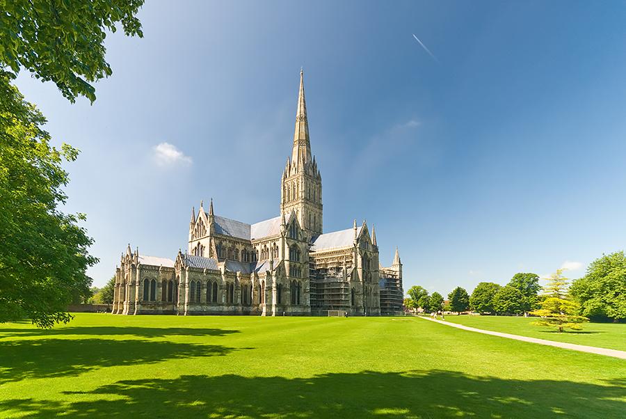 Kterak se katedrála stěhovala
