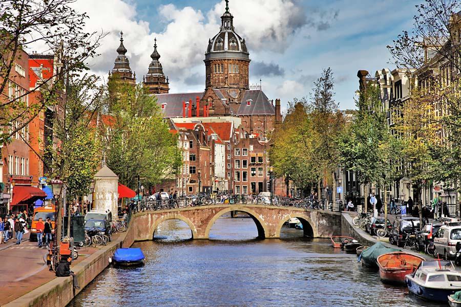 Amsterdam, Nizozemsko
