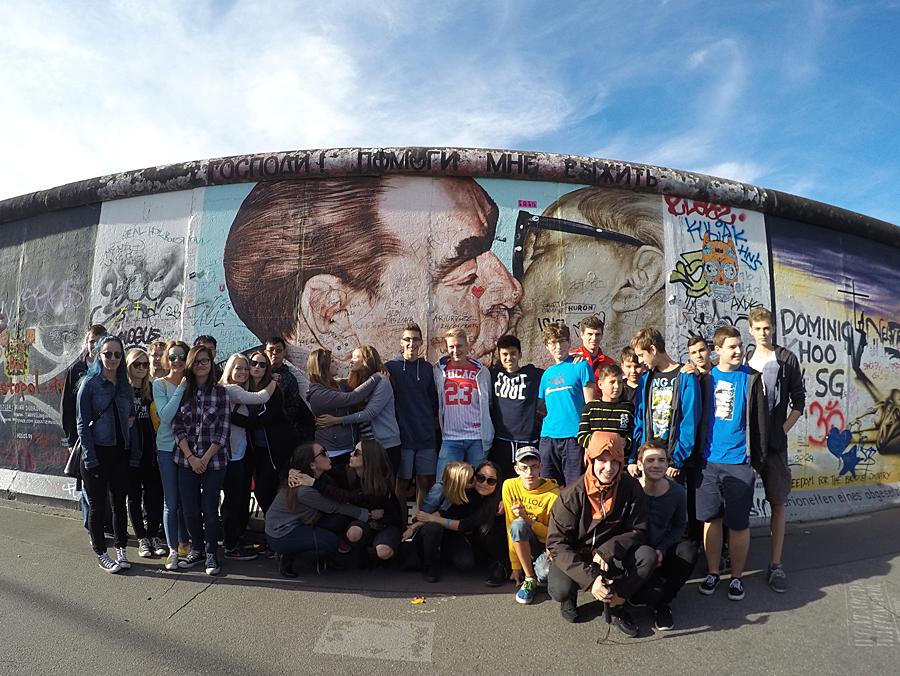 Berlín - hlavní město SRN