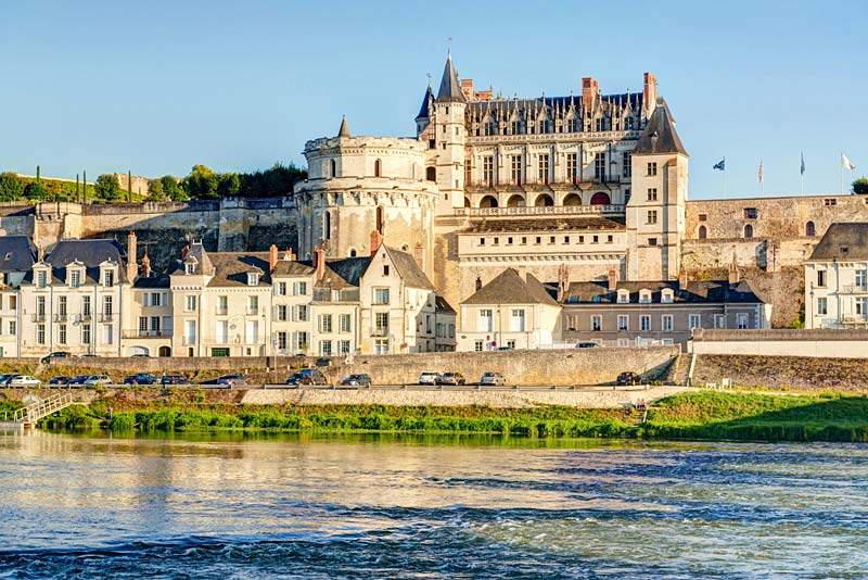 Chateau d´Amboise, Francie