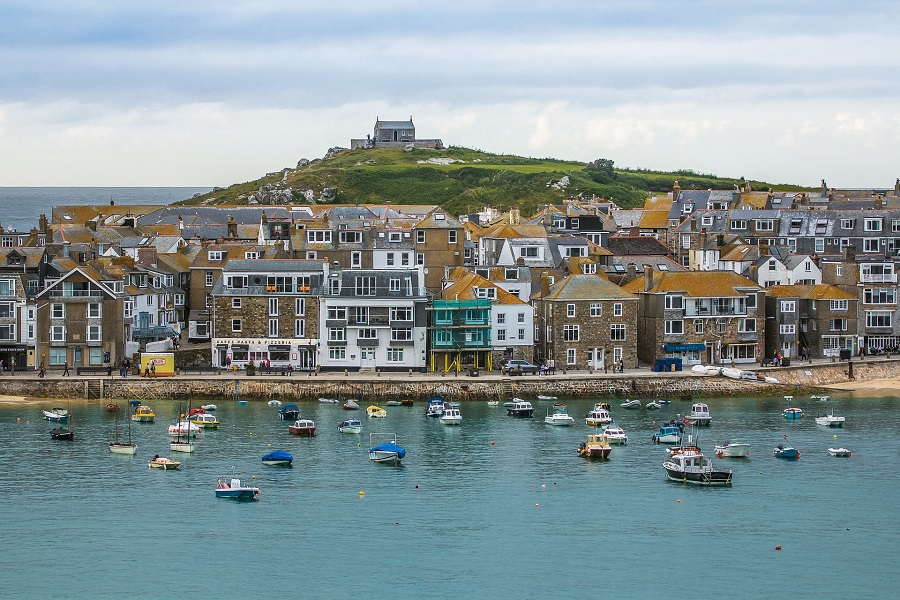 Anglie St Ives