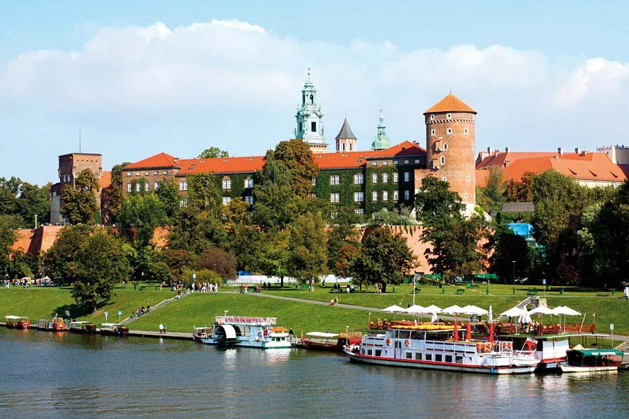 Wawel, Krakov, Polsko