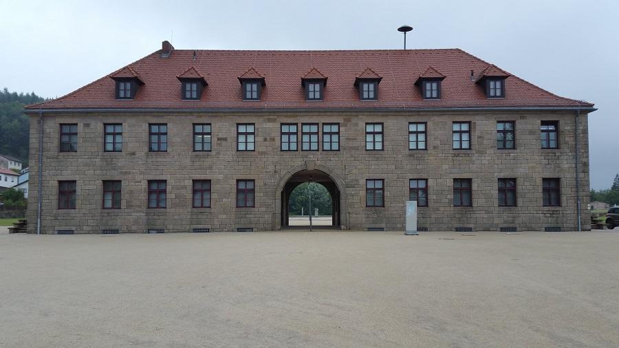 Nemecko Flossenburg, Kommandantur.jpg
