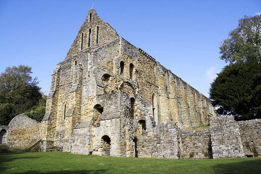 Battle Abbey, Anglie