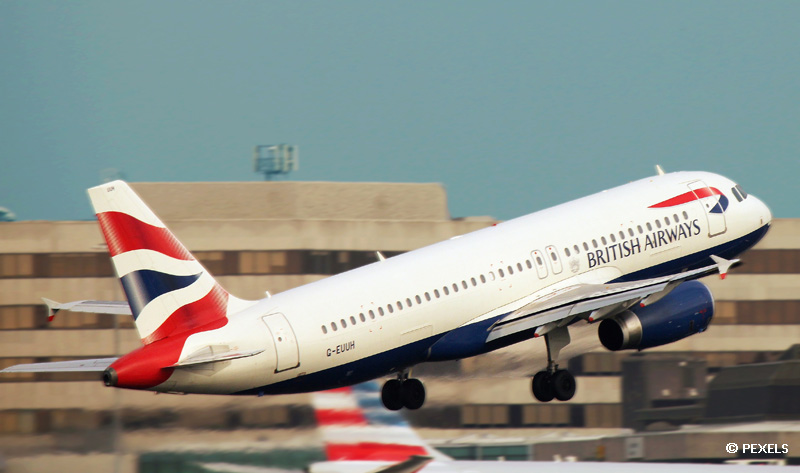 letadlo BA